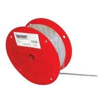 Cable De Acero Con Forro 3/32 X 72 M Toolcraft