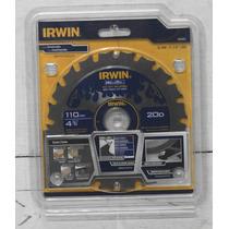 Disco De Corte Para Madera De 4-3/8¿ Irwin 1863658