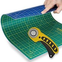 Acolchar Starter Kit: Rotary Cutter Y Corte Mat Combo De Qui