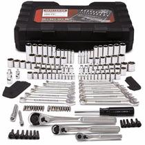 Craftsman Mechanics Tool Set Kit 165 Pc
