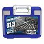 Caja Herramientas Ultra Steel 113 Piezas Para Mecanico