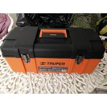 Caja De Herramientas Truper, Como Nueva ! Tool Box