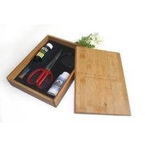 Kit De Herramientas De Inicio Bonsái En Bamboo Box De Tinyro