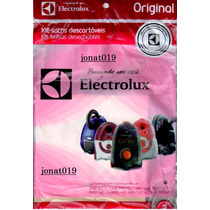 Bolsa Aspiradora Electrolux One,preto,trio,maxtrio,go,ingeni
