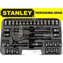 Jgo Herramientas Stanley Grado Profesional Matracas Autocle