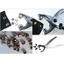 Perforadora De Cinturones-ojilladora-remachadora-vaqueta
