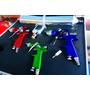 Kit 3 Pistolas De Gravedad Marca Stark Usa Con Estuche