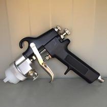 Pistola Rociadora De Pintura, De Polímero De Doble Boquilla