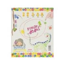 Libro Pintar Con Los Dedos} *cj