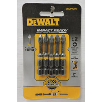 Puntas Phillips 5pzs Dewalt Dwa2ph2ir5 5pzs