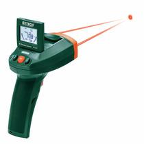 Termometro Digital Infrarojo Extech Irt500 Dual Laser Ir The