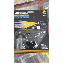 Aerografo Profesional Kit Pincel Adir Modelo 668 Cod 1751