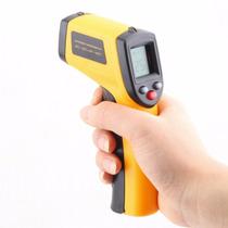 Termometro Digital Infrarrojo A Distancia Industrial Pistola