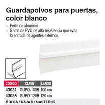 Guardapolvo 120 Cm Color Blanco
