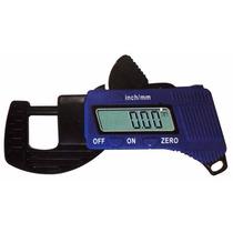Micrometro Digital Mide Espesor De 0-12.7 Mm Y 0.5 Inch Lcd