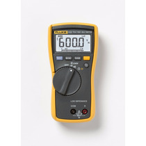 Multimetro Fluke 113 True-rms Utility Multimeter With Displa