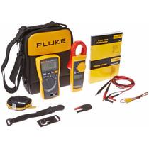 Kit Multimetro Fluke-116/323 Kit Hvac Multimeter And Clamp