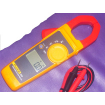 Kit Medicion. Fluke 115 True Rms + Amperimetro Fluke 323
