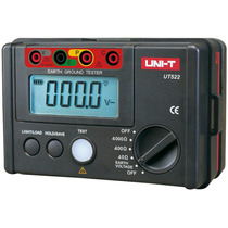 Terrometro Digital Medidor De Tierras Uni-t Ut522