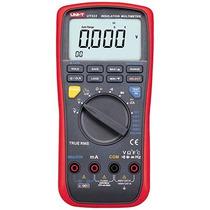 Multimetro Medidor Aislamiento 0.1 Mohms/2gohms Uni-t Ut-533