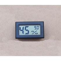 Termometro Higrometro Digital Mini Lcd Con Pila
