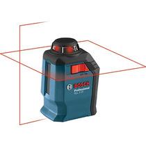 Nivel Laser Bosch Autonivelante 360° Lineas Cruzadas Gll2-20