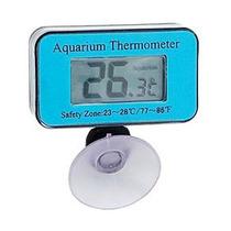 Termometro Digital Acuario Pecera Contra Agua Sumergible