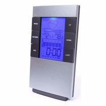 Higrometro Minimalista Digital Termometro Medidor Humedad