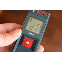 Telemetro Laser Bosch Glm15