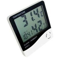 Higrometro Dig Termometro Medidor Humedad Envio Gratis 48 H