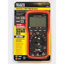 Multímetro Digital Hvac Trms Klein Tools Mm2000 Fn4
