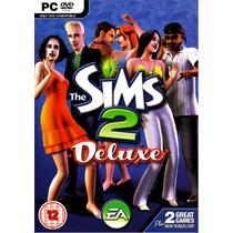 The Sims 2 Deluxe Juego Para Computadora Con Expansión Mn4
