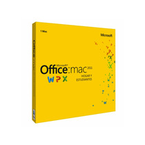 Office Mac Home Student 2011 Español.