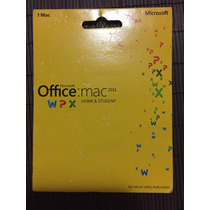 Office:mac Home & Student 2011