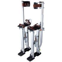 Andamios Zancos De Aluminio Ajustables Escaleras 61 A 102cm