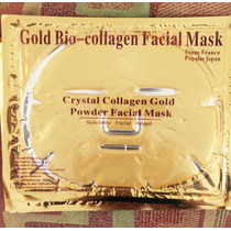 Mascarilla Facial Oro 24k Hidratante Humectante