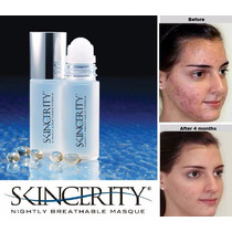 Mascarilla Respirable Skincerity Cura Acne Y Rosacea