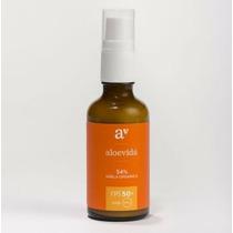 Protector Solar Fps 50+ Natural Orgánico Cuidado Aloevida
