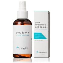 Suero Ácido Hialurónico Y Vitamina C Facial Toner- Tratamien