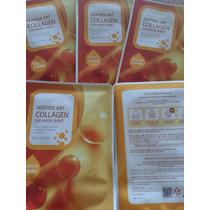 Mascarilla De Colageno Seatree 100% Coreana