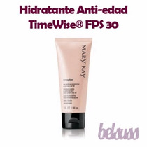 Locion Humectante Facial Intensiva Fps 30 Timewise Mary Kay
