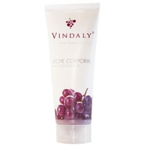 Vindaly Leche Corporal Antioxidante, Ingredientes Naturales