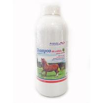 Shampoo De Zabila Para Caballo De Aranda 1 Lt