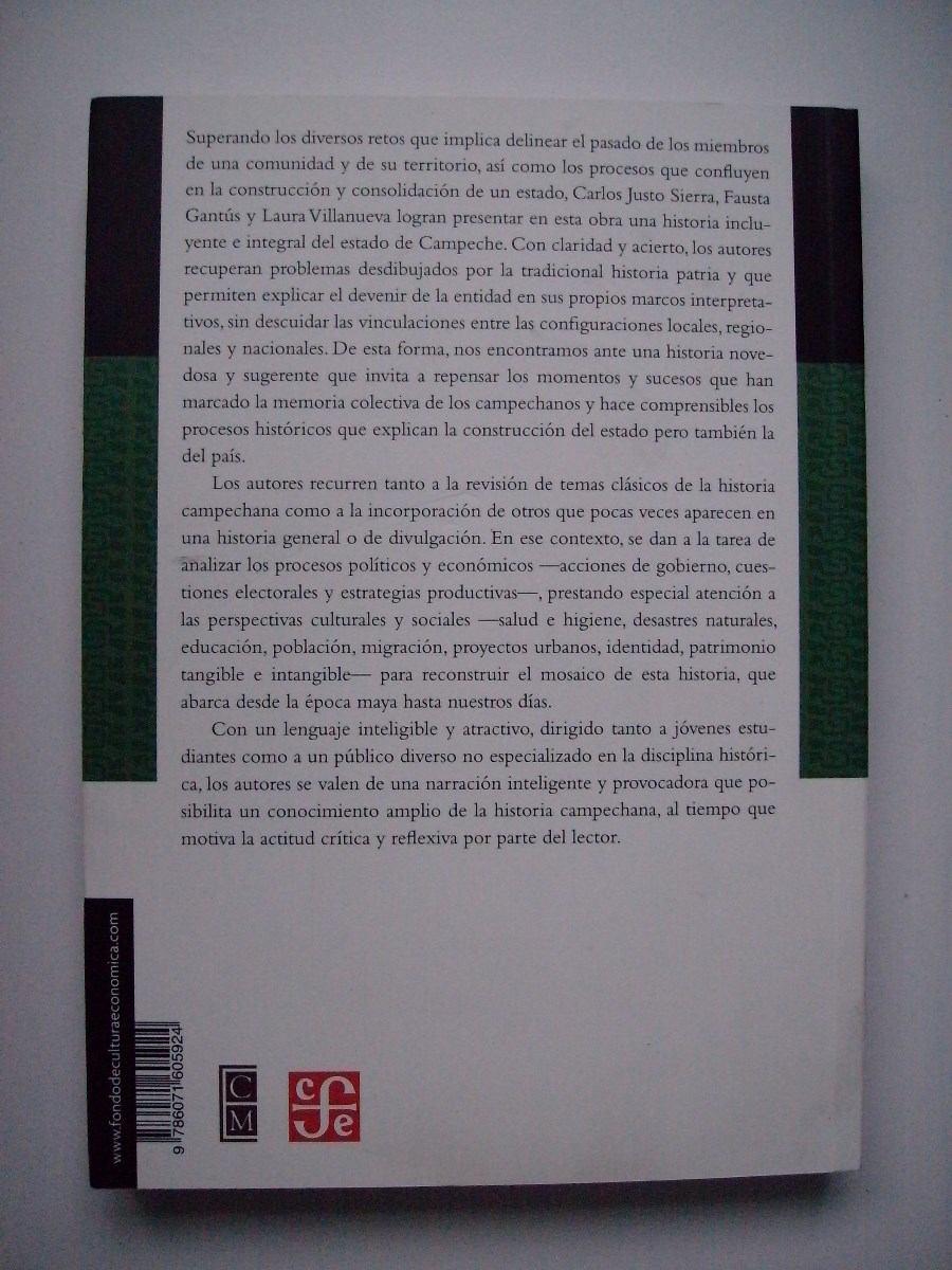 historia de campeche: