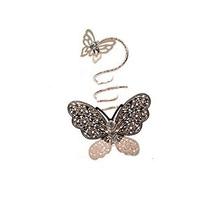Epiestore (tm) De La Mariposa Doble Anillos De La Forma (col