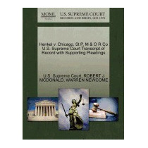 Henkel V. Chicago, St P, M & O R Co U.s., Robert J Mcdonald
