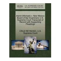 Alarid (michael) V. New Mexico Board Of Bar, Cruz Reynoso