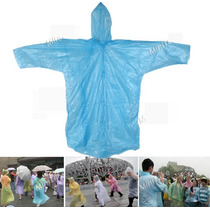 Poncho Impermeable Emergencia Lluvia H2o Unitalla 2x $85 E4f