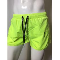 Shorts Diesel De Playa Para Hombre Talla Xl