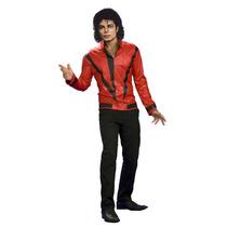 Suspense Traje - Adult Large Rojo L De Michael Jackson
